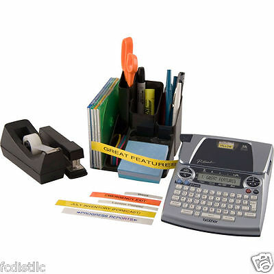 Brother P-touch PT-1880C Deluxe Home & Office Labeler Label Maker