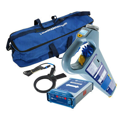 Radiodetection RD2000 SuperC.A.T TL HF Underground Telecoms Cable Locator Kit