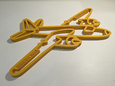 Salvamanteles BREITLING - Trivet - Yellow Silicone - Amarillo - For Collectors