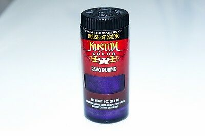 PAVO PURPLE -  HOUSE OF KOLOR KUSTOM AIRBRUSH PAINT 1oz