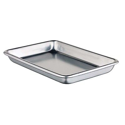 Winco ALXP-0609, 6.5x9.5-Inch Eighth Size Aluminum Sheet Pan