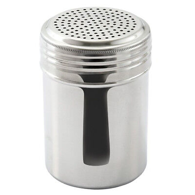 Winco DRG-10H, 10-Ounce Stainless Steel Dredge without Handle