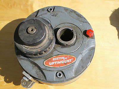 Boston Optimount Gear Reducer Model 221S-4 4.06:1 431Rpm With 1750 Drive