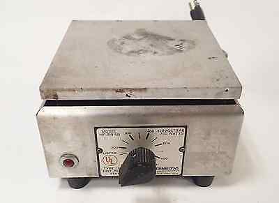 Thermolyne Type 1900 Model Hp-A1915B Hotplate Made In Usa!