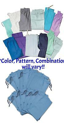 Scrub Pants 12/pk, No Choice of Color Pattern, Style Combination, May Have Logos