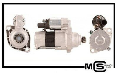 NUEVO OE para Motor De Arranque VW Caddy MK3 2.0 TDI 07- & California 3.2 03-04