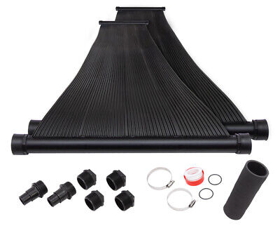 2-2'X10' SunQuest Solar Swimming Pool Heater with Couplers-Max-Flow