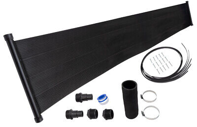1-2'X20' SunQuest Solar Swimming Pool Heater w/ Add-on & Roof/Rack Mounting Kit