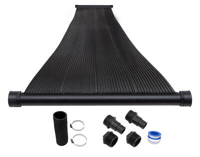 1-2'X10' SunQuest Solar Swimming Pool Heater with Add-On Couplers
