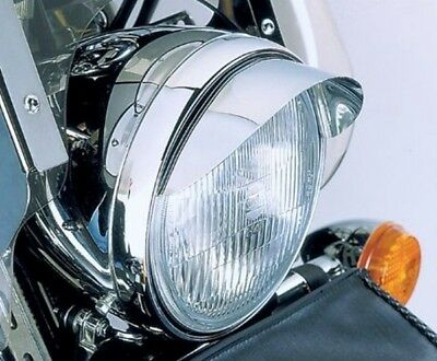 Suzuki Marauder Volusia Intruder 1500 Boulevard C50 C90 CHROME HEADLIGHT VISOR