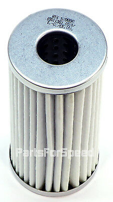 PRP Billet Inline Oil Filter Service Kit: Element, O-rings Made in the USA
