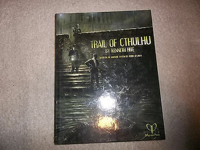 Call of Cthulhu Trail of Cthulhu Core Rulebook