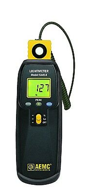 AEMC CA813 Digital Lux Light Level Meter