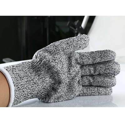 Hot Cut-resistant Work Protective Gloves- High Performance Level 5 Protection