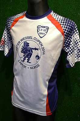 Peter Wessel Cupen 2014 Norway Larvik Norge Football Shirt (L) Jersey Top Trikot