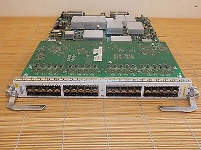 Cisco A9K-40GE-L 40-Port GE Low Queue Line Card