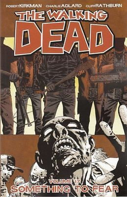 Walking Dead Vol 17: Something To Fear Tpb (Image Comics) New