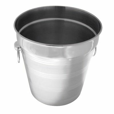 Co-rect IG5122, 4-Quart Silver Touch Ice Bucket