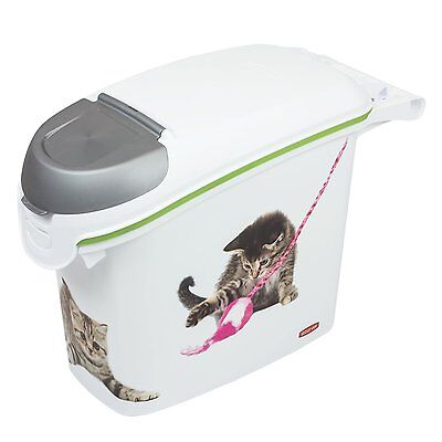 CURVER PetLife Food container for cat, 6 kg/15 L.