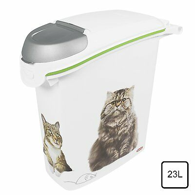 CURVER PetLife Food container for cat, 10 kg/23 L.