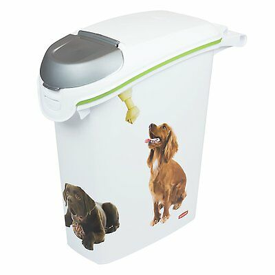 CURVER PetLife Food container for dog, 10 kg/23 L.