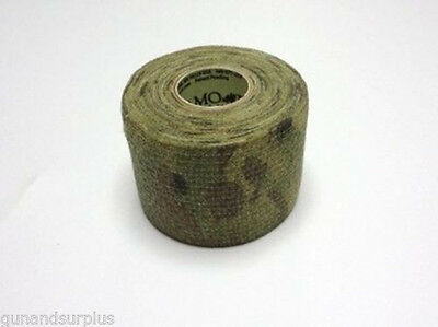 MULTICAM McNett Camo Form Tape Gun Self-Cling Wrap Hunting Airsoft Paintball