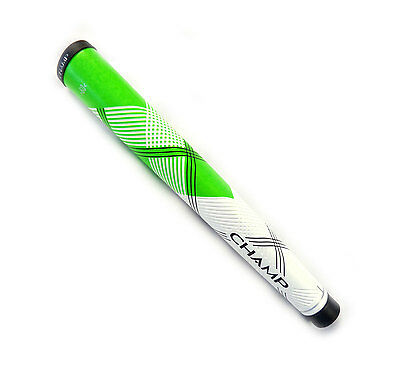 New CHAMP C1 Tour Performance Midsize 60g Green/White Putter Grip