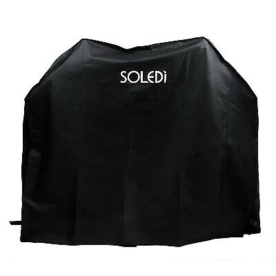 SOLEDI Waterproof BBQ Grill Cover Rain Proof Barbecue Outdoor Cooking Party P...