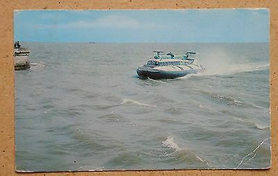 Hovercraft S.R.N.6. 1971 RP  (ref PC7-05)