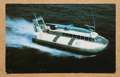 Westland S.R.N.6 Hoverlloyd Hovercraft. RP  (ref PC7-07)