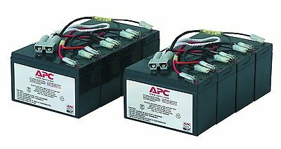 APC RBC12 Replacement Battery Cartridge #12 (BRAND NEW)