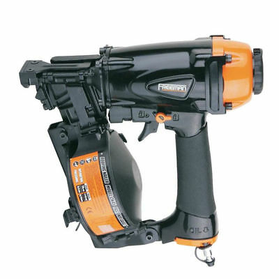 Freeman PCN45 15 Degree/ 1-3/4 in. Coil Roofing Nailer with Blow-Molded Case New