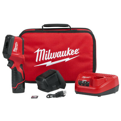 Milwaukee M12 12V 1.5Ah Lithium-Ion 7.8KP Thermal Imager Kit 2258-21 New