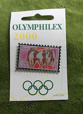 #P216. Olympic 2000 Exhibition Pin - Tokyo  1964