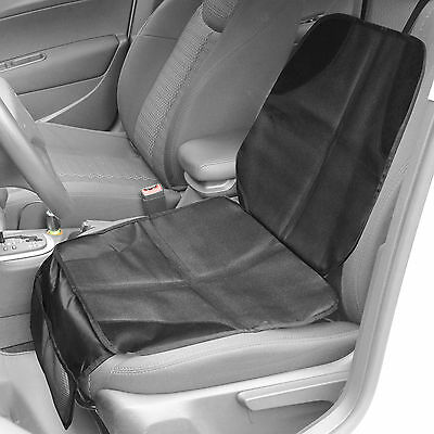 Car Auto Baby Infant Child Black Seat Saver Protector Safety Cushion Cover