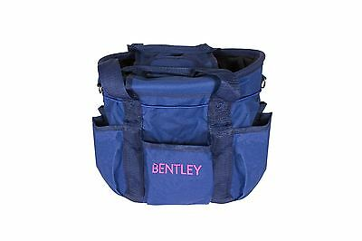 Charles Bentley Deluxe Slip Not Horse Grooming Equestrian Carry Tack Bag Storage