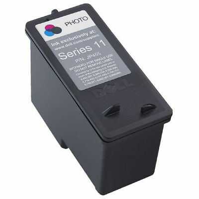 GENUINE Original DELL 948 PHOTO Ink Cartridge JP455  Series 11 , Foil SEALED NEW