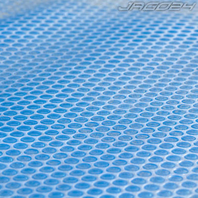20x13 ft Blue Outdoor PE Swimming Pool Cover Blanket Solar Film Bubble Heating