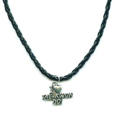 Tae Kwon Do Halskette Necklace Taekwondo Kampfsport