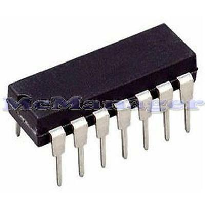 LM380N 2W Audio Power Amp/Amplifier Verstärker IC DIP-14