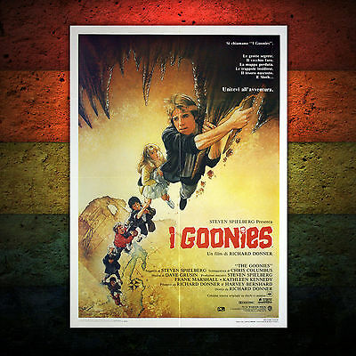 Original Poster The Goonies 100x140 CM