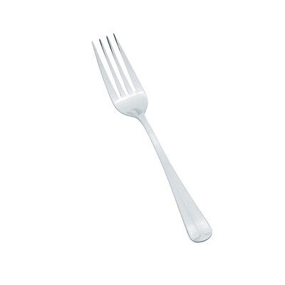Winco 0015-054, Lafayette Heavyweight Dinner Fork, 4 Tines, 18/0 Stainless Steel