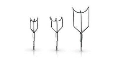 Estech Atrial Rakes for use in mitral valve surgical procedures