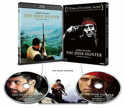 THE DEER HUNTER : Robert De Niro /  Japanese original Blu-ray