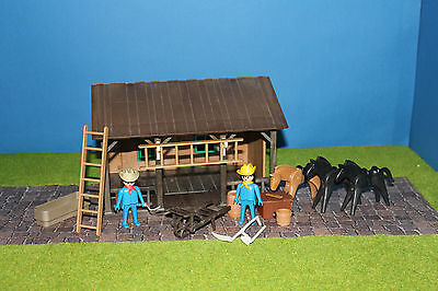 Playmobil  3428 Magazin  Western TOP Zustand