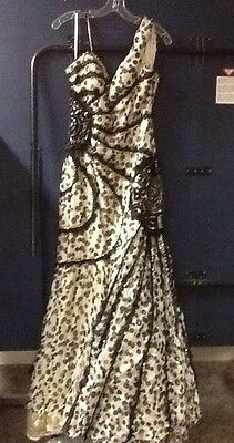 Ginanini  Women's Evening Gown , Prom Dress , Mother Of Bride Size 12