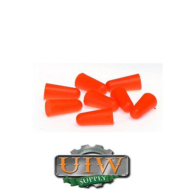 EARPLUGS - Uncorded Orange Foam - 25 PAIR PACK