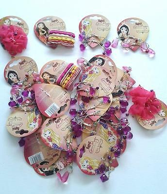 JOB LOT 20 x BRATZ GENIE MAGIC GIRLS HAIR ACCESSORIES SCRUNCHIE PARTY FILER NEW