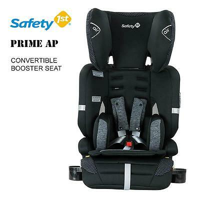 Safety 1st Prime Ap Convertible Booster Infant Baby Car Seat 6mth to 8year Grey
