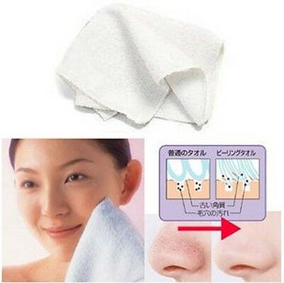 Microfiber Face Washcloth Make Up Remover&Facial Cloth Towel Beauty Skin Comfort